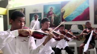 Fundación Cantares: Música con notas de paz