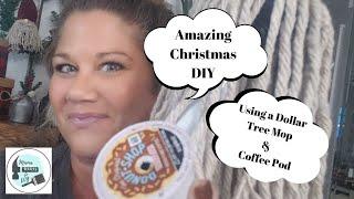 Video #1~A Dollar Tree Christmas ~ Pottery Barn Inspired