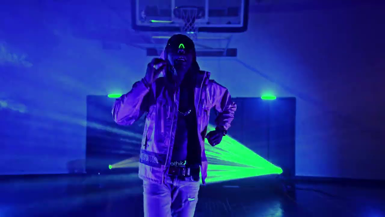 Kid Ink - Hoops feat Bricc Baby [Official Video]