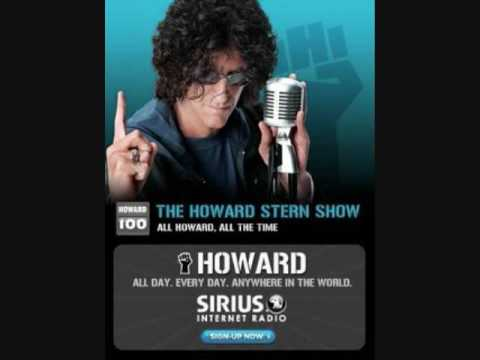 Howard Stern Show (2009-09-03), Howard discusses Chris Brown interview on Larry King(very funny)