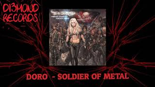 Doro -  Soldier of Metal [HQ]