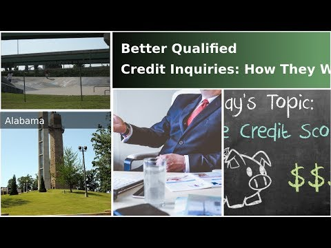 Apply for Student Loan/Better Qualified LLC/Alabama/Discovering/Credit inquiries