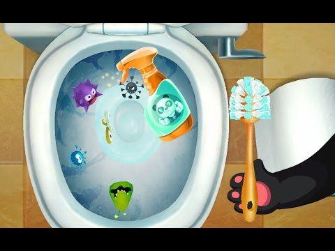 Fun and Learning Household Chores for Children | Dr Panda Home Kids Games by Dr. Panda ► TiKiFun