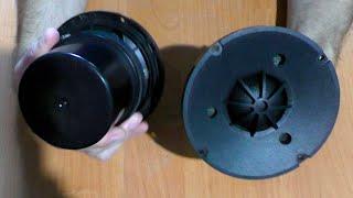Купольные старички Philips AD 0211 D4 Обзор, замер АЧХ