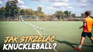 Jak strzelać knuckleball? | Piłkarskie porady