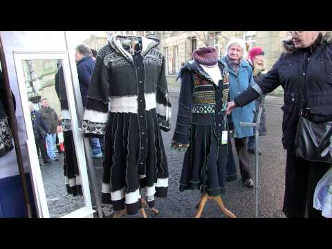 Upcycling Knitwear with The Woolly Pedlar