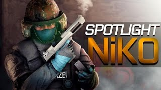 CS:GO - Spotlight NiKo (The Deagle GOD)