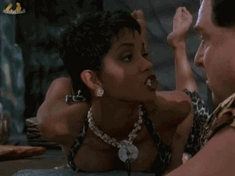 Halle Berry :: The Flintstones (1994) - Trailer