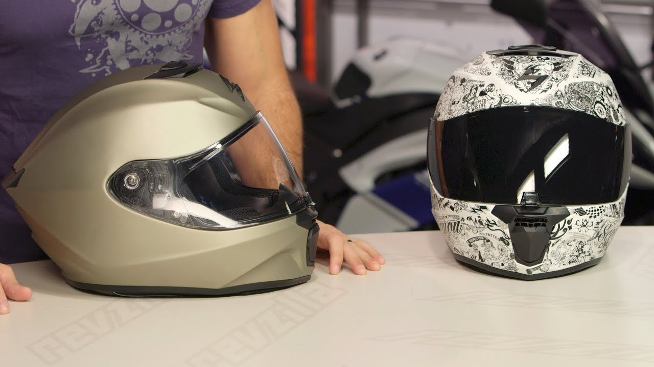 Scorpion EXO-R420 Helmet The Competition Should Be Afraid Here's Why