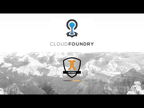Introduction to Cloud Foundry by Dieter Hubau