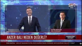 Anzer Balı Neden Değerlidir? | 18.09.2018 | HT Manşet - Haber Türk TV