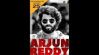 Arjun Reddy 2017 Hindi Dubbed Movie Download HDRip 720p