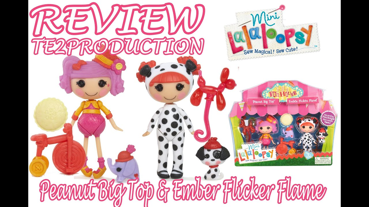 Dolls, Clothing & Accessories Lalaloopsy Bundle Reputation First
