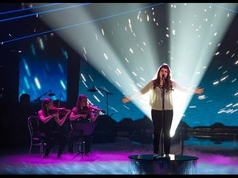 Tiziana Gulino - Because Of You - Finale - The Voice of Switzerland 2014
