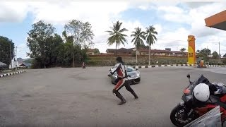 bloopers siket aje di kuala kelawang 2016