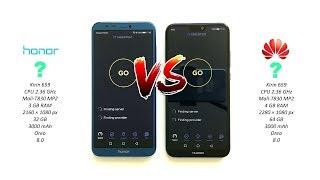 Huawei P20 lite vs Honor 9 lite - Speed Test!