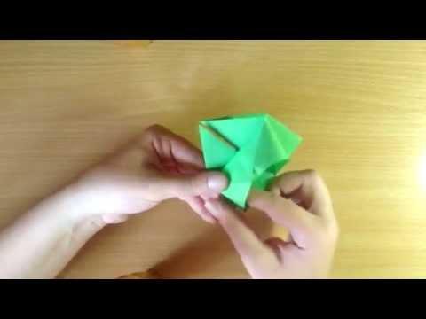 коробочку Санбо/Origami