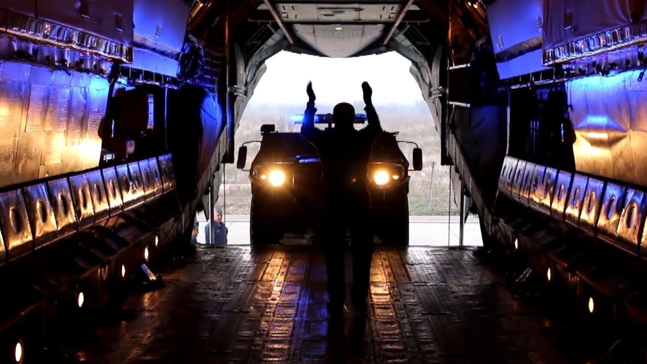 Десятки бронеавтомобилей для российской военной полиции доставлены в Сирию