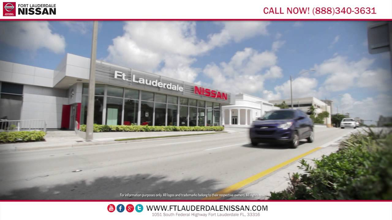 Ft Lauderdale Nissan >> Fort Lauderdale Nissan Fort Lauderdale Nissan