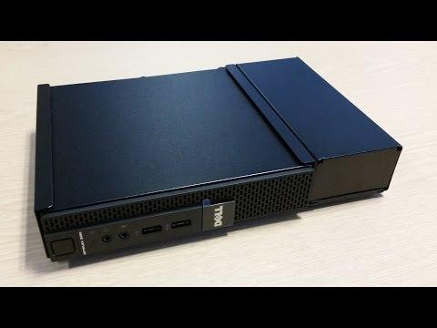 Dell OptiPlex 3020 Micro and VESA Mount Unboxing