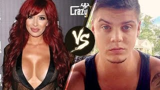 'Teen Mom OG' Star Tyler Baltierra RESPONDS to Farrah Abraham Saying He's Gay