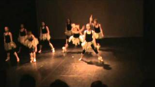 Афро-танец