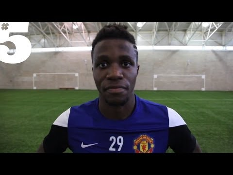 Wilfried Zaha Freestyle Skills & Tricks | #5 Players Lounge