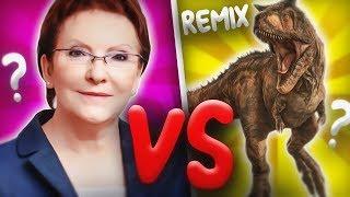 Ewa Kopacz - Dawne Czasy | Dinozaury REMIX