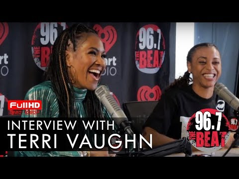 Terry J - Terri Vaughn Interview with Jazzy T & Terry J | Made Fresh