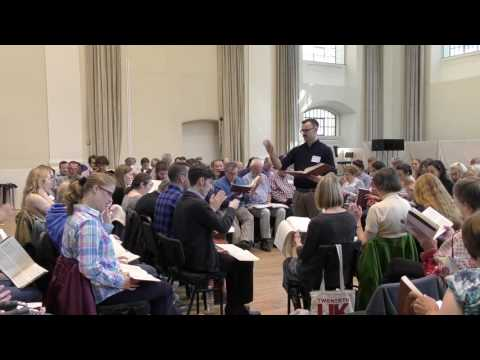 487 Soldier's Delight - UK Sacred Harp Convention 2015