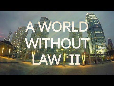 A World Without Law II /  Hong Kong New Year's Eve Teaser