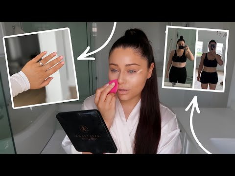 LIFE UPDATE - GET READY WITH ME! from YouTube · Duration:  32 minutes 17 seconds