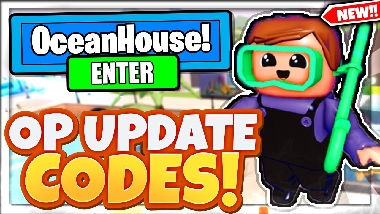 CLUB ROBLOX CODES *OCEAN HOUSE UPDATE* ALL NEW SECRET ROBLOX CLUB ROBLOX CODES!