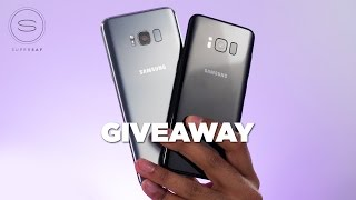Samsung Galaxy S8 & S8 Plus GIVEAWAY [CLOSED]