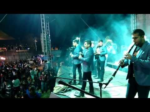 Presentación Banda La Contagiosa de Mazatlan