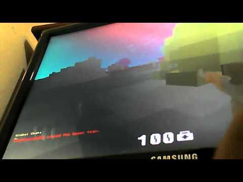 Gameplayzinho com webcam Ace Of Spades