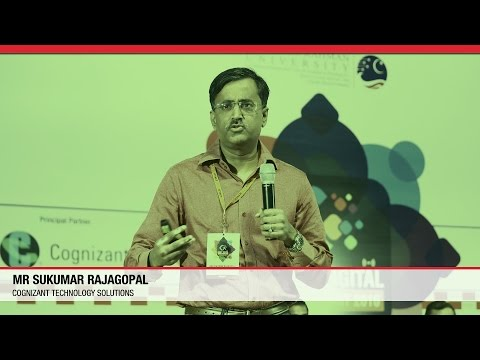 How Innovation Really Works?   Sukumar Rajagopal   Cognizant   ICTACT Youth Summit 2016