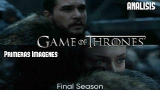 ¡Primeras Imágenes Oficiales de la 8va Temporada ! ¿Sansa Traidora?