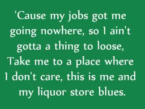 Bruno Mars FT. Damian Marley Liquor Store Blues Lyrics