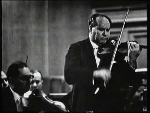David Oistrakh - Tchaikowski concerto SUPER SOUND & sync.