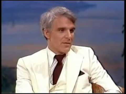 JOHNNY CARSON INTERVIEW STEVE MARTIN