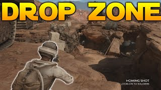 Star Wars Battlefront: lvl 50 TATOOINE DROP ZONE /w HOMING SHOT & BOWCASTER