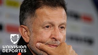 A pesar de las críticas Juan Carlos Osorio fue elegido entre los mejores técnicos del 2017