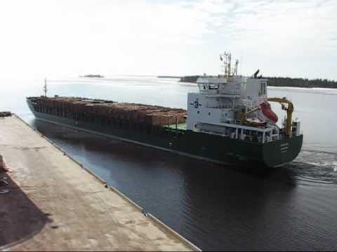 Medaldan Gearless multipurpose ice-classed vessel