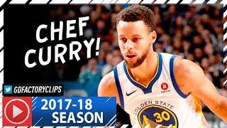 Stephen Curry Full Highlights vs Mavericks (2018.01.03) - 32 Pts, 8 Ast, GAME-WINNER!