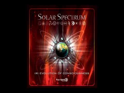 solar spectrum - moving bits