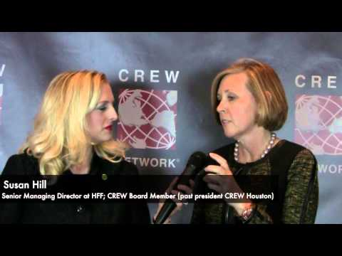 U.S. - CREW's President-Elect Talks Capital Markets