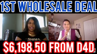 Gambar cover Subscriber First Wholesale Deal Interview #42: $6,198.50 from Driving for Dollars