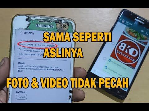 Cara Mengatasi WhatsApp Error File Tidak Bisa Mengirim Video | #whatsapperror.