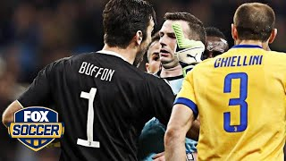 The laws of soccer apply to everyone, even legend Gianluigi Buffon | STATE OF THE UNION PODCAST